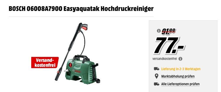 Bosch Hochdruckreiniger Easyaquatak Fur 77 00 17