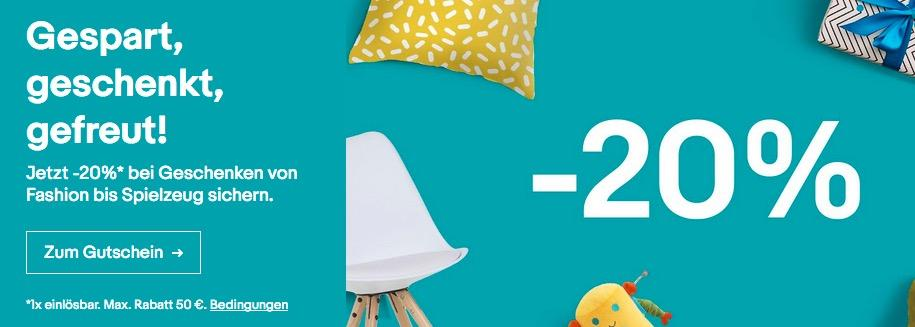 Ebay - 20% Rabatt auf ausgewählte Artikel bis zum 16.12.18: z.B.HABA Puppe Greta Stoffpuppe 24 cm - jetzt 20% billiger