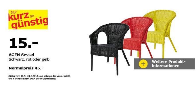 Ikea Agen Sessel Für 1500 67