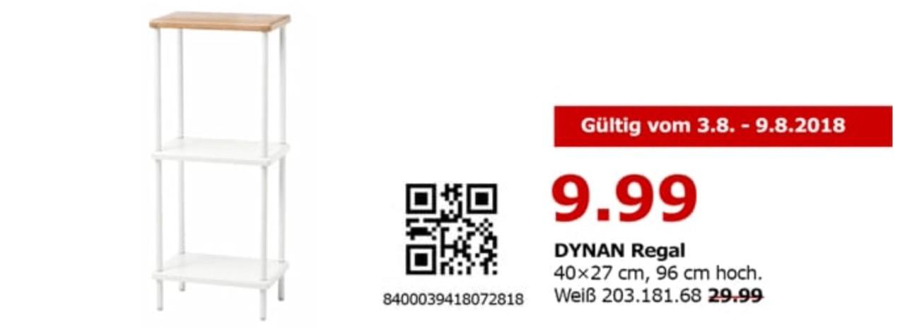 Ikea Berlin Spandau Dynan Regal Für 999 67