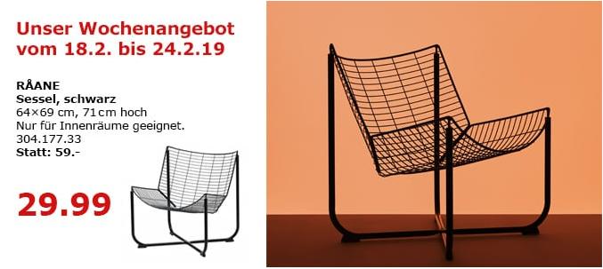 Ikea Berlin Waltersdorf Raane Sessel Sc Für 2999 49