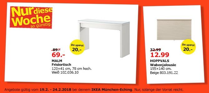 Ikea Malm Frisiertisch Für 6900 22
