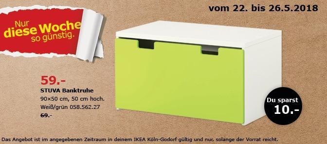 ikea stuva banktruhe f r 59 00 14. Black Bedroom Furniture Sets. Home Design Ideas