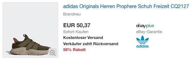 adidas Originals Herren Prophere Schuh (CQ2127)