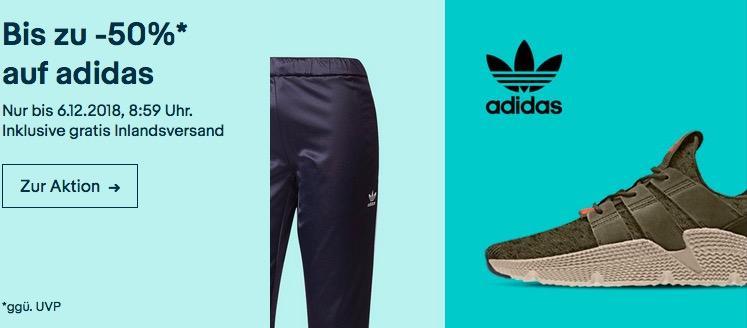 eBay Adidas - Aktion: z.B. adidas Damen Wanderlust Bomberjacke