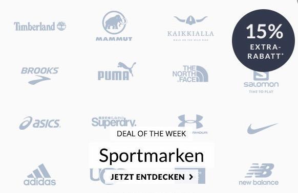"""Engelhorn - 15% Extra-Rabatt auf ausgewählte Sportmarken: z.B. Nike Herren T-Shirt """"Dry Athlete"""" Olive"""