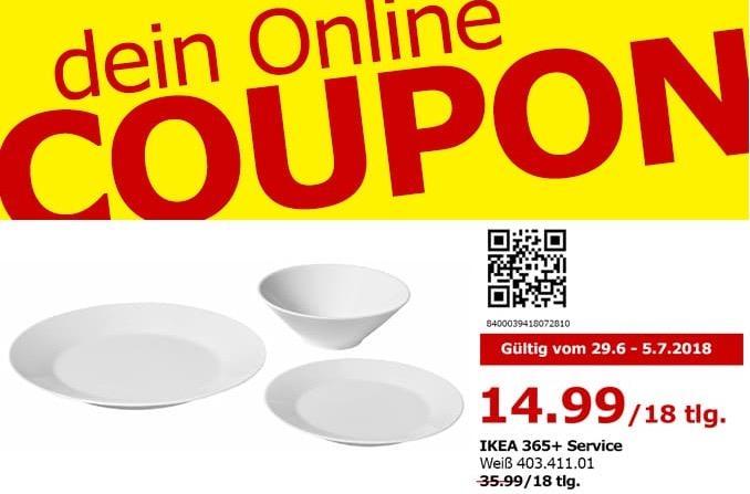 IKEA 365+ Service, 18tlg.