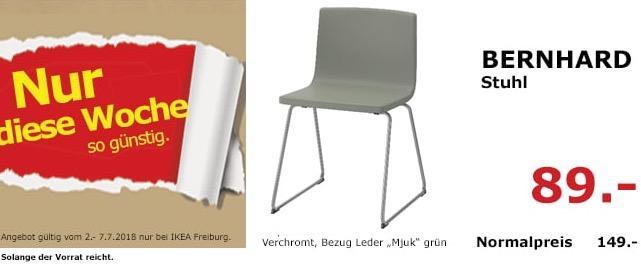 IKEA BERNHARD Stuhl