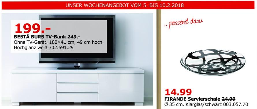 IKEA BESTA BURS TV-Bank