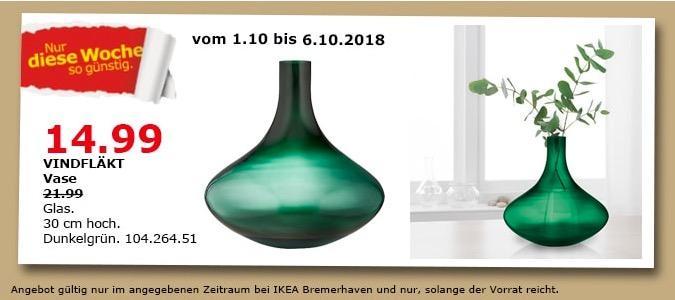 IKEA Bremerhaven - VINDFLÄKT Vase