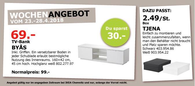 IKEA BYAS TV-Bank
