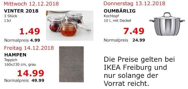 IKEA Freiburg - OUMBÄRLIG Kochtopf, 10 Liter