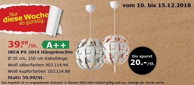 IKEA Köln-Godorf - PS 2014 Hängeleuchte