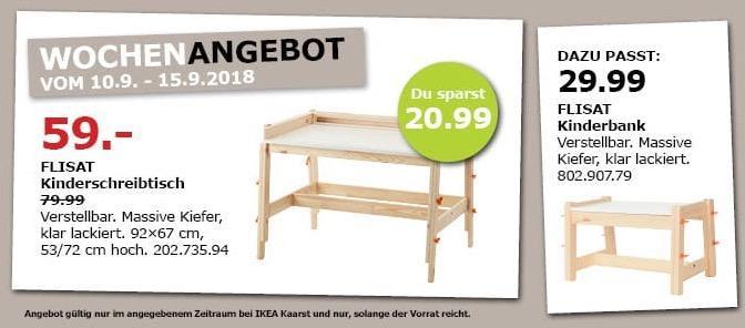 IKEA Kaarst - FLISAT Kinderschreibtisch