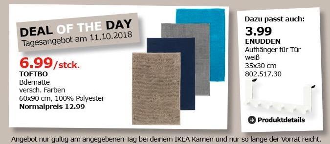 IKEA Kamen - TOFTBO Bodematte