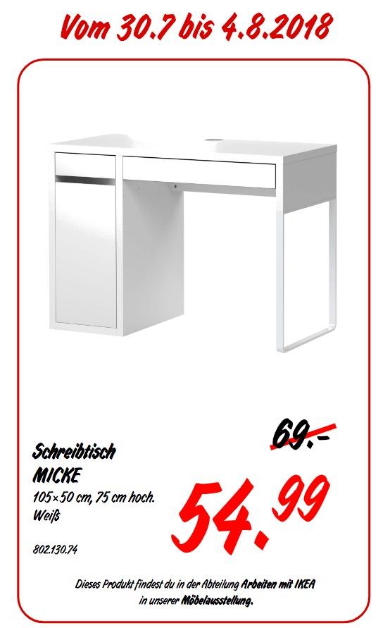 IKEA Koblenz MICKE Schreibtisch