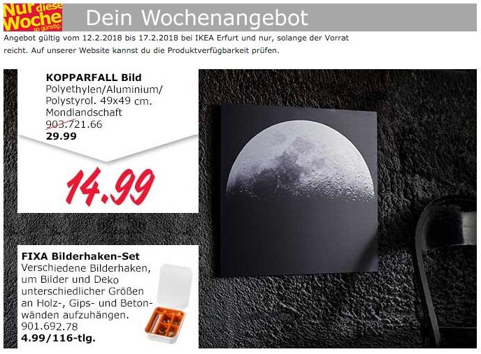 IKEA KOPPARFALL Bild