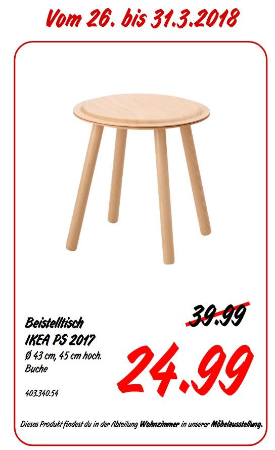 IKEA PS 2017 Beistelltisch