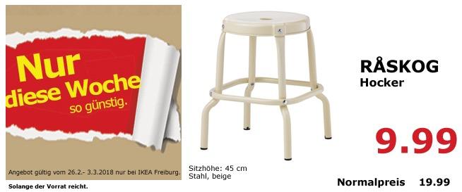 IKEA RASKOG Hocker