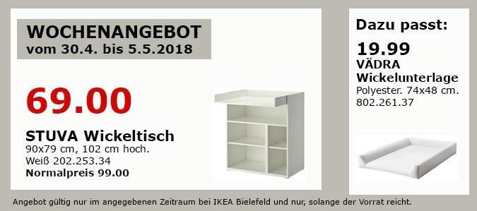 IKEA STUVA Wickeltisch