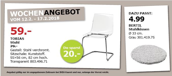 IKEA TOBIAS Stuhl