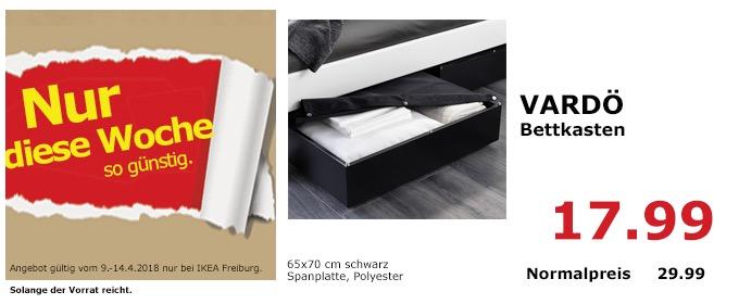 IKEA VARDÖ Bettkasten