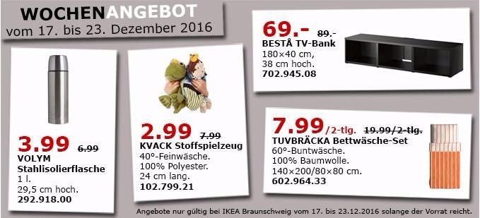 BESTA TV-Bank 180x40 cm, 38 cm hoch