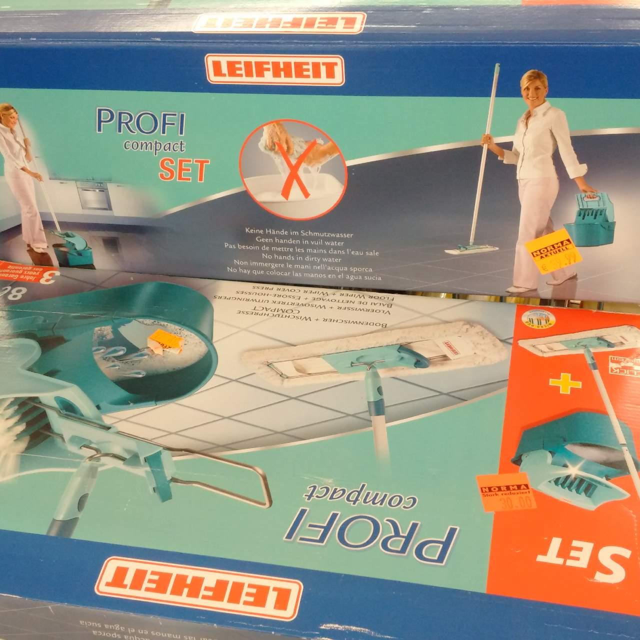 Leifheit Profi compact Set