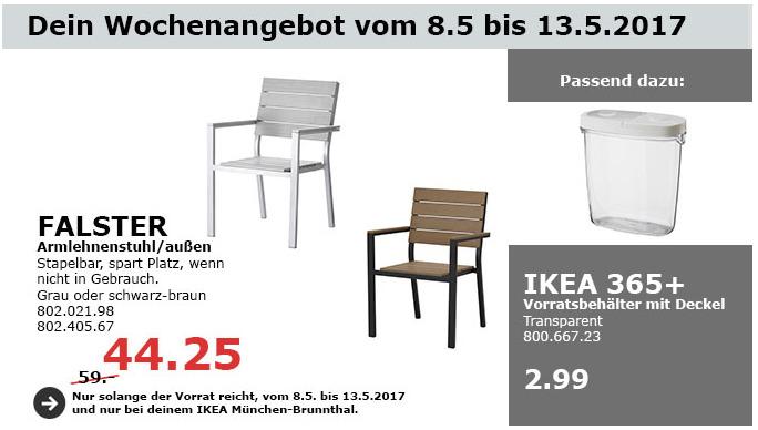 IKEA FALSTER Armlehnstuhl