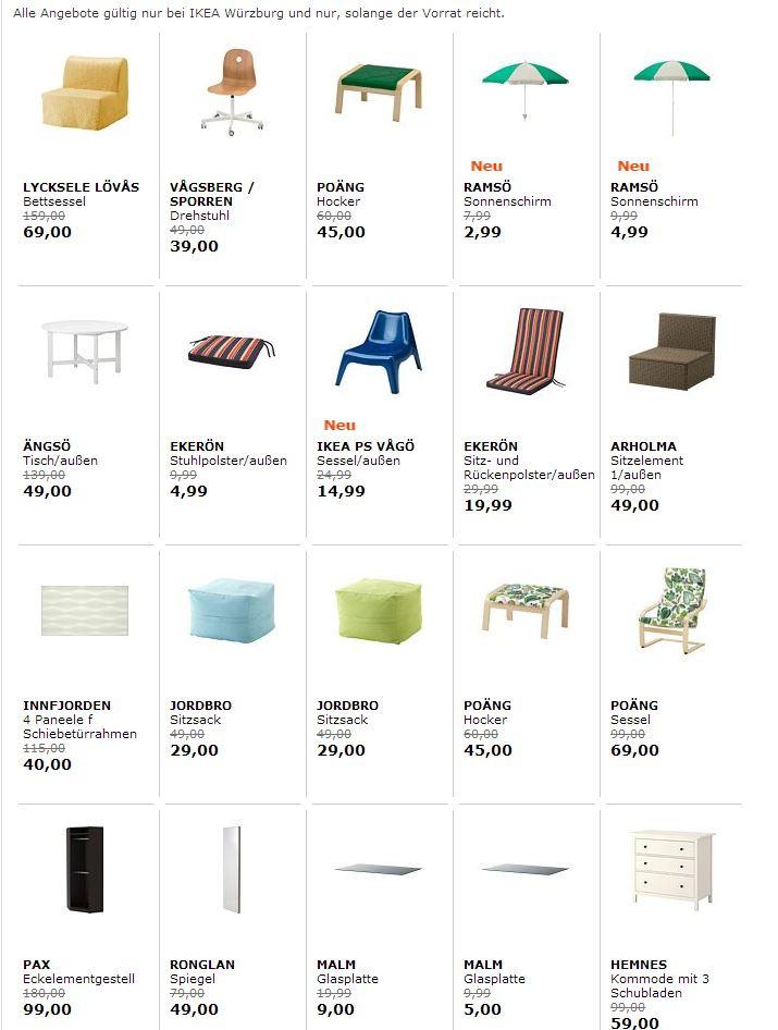 IKEA  POÄNG Sessel, Eichenfurnier, Simmarp grün