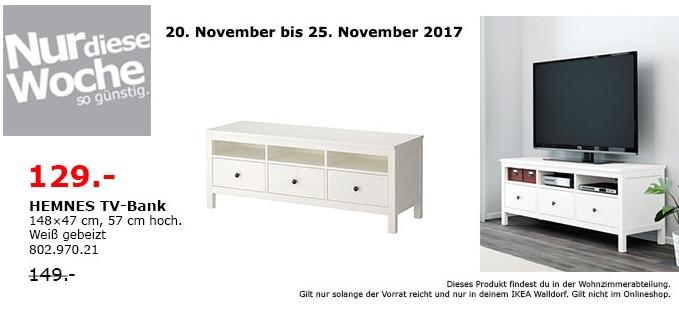 IKEA HEMNES TV-Bank