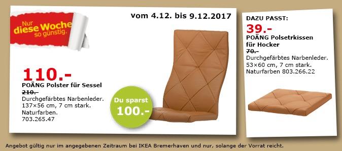 IKEA POÄNG Plotter für Sessel