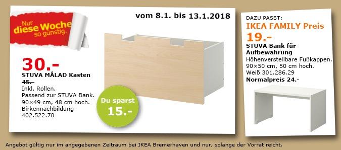 IKEA STUVA MALAD Kasten