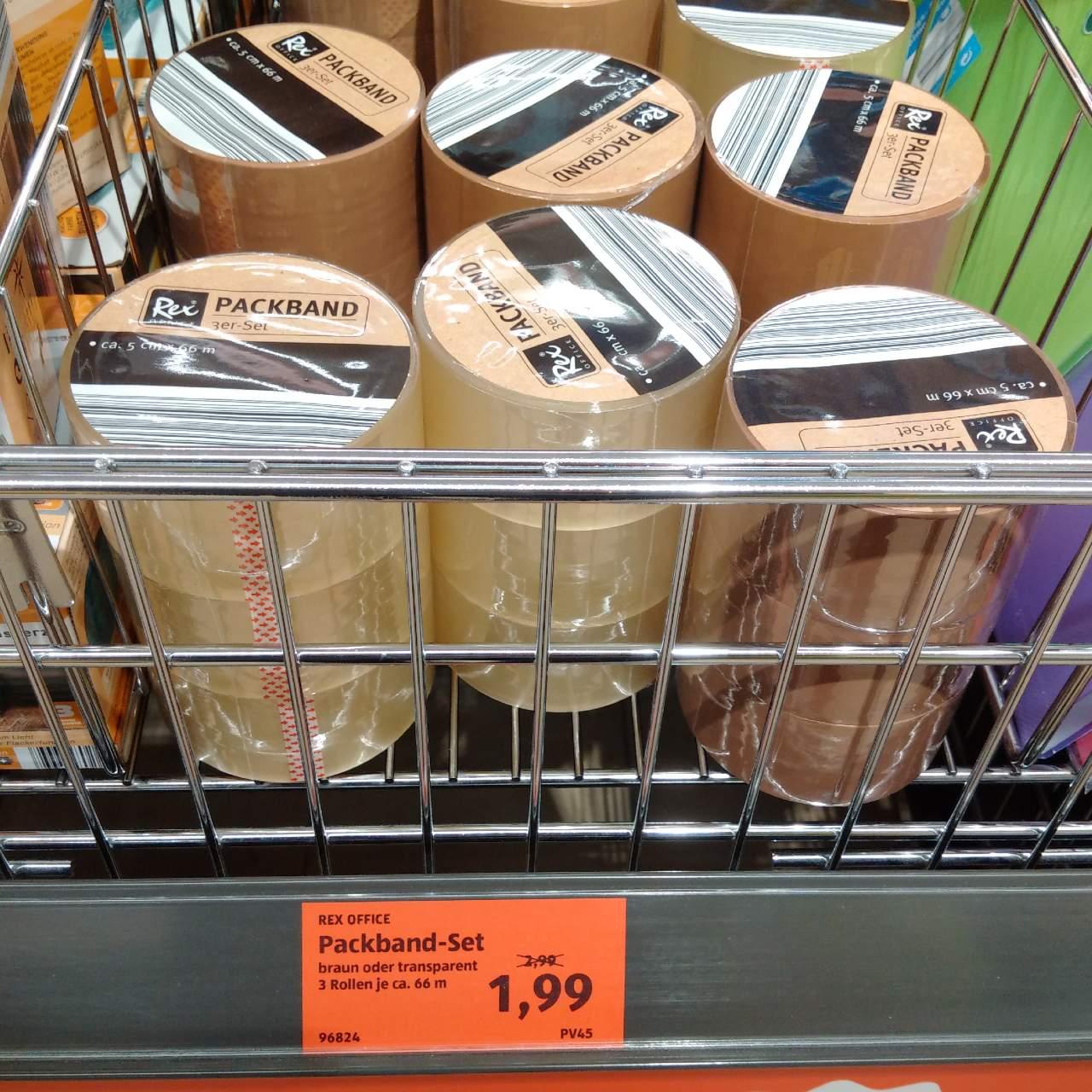 REX Office Packband Set - jetzt 33% billiger
