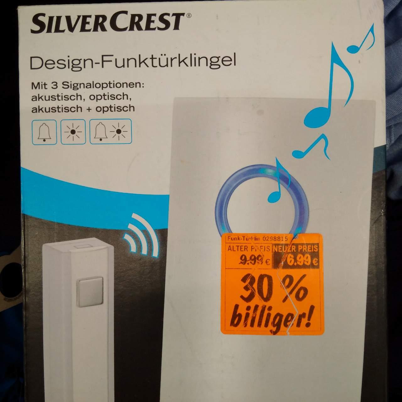 SilverCrest Design-Funktürklingel