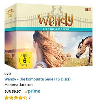 Wendy - Die komplette Serie DVD (15 Discs)